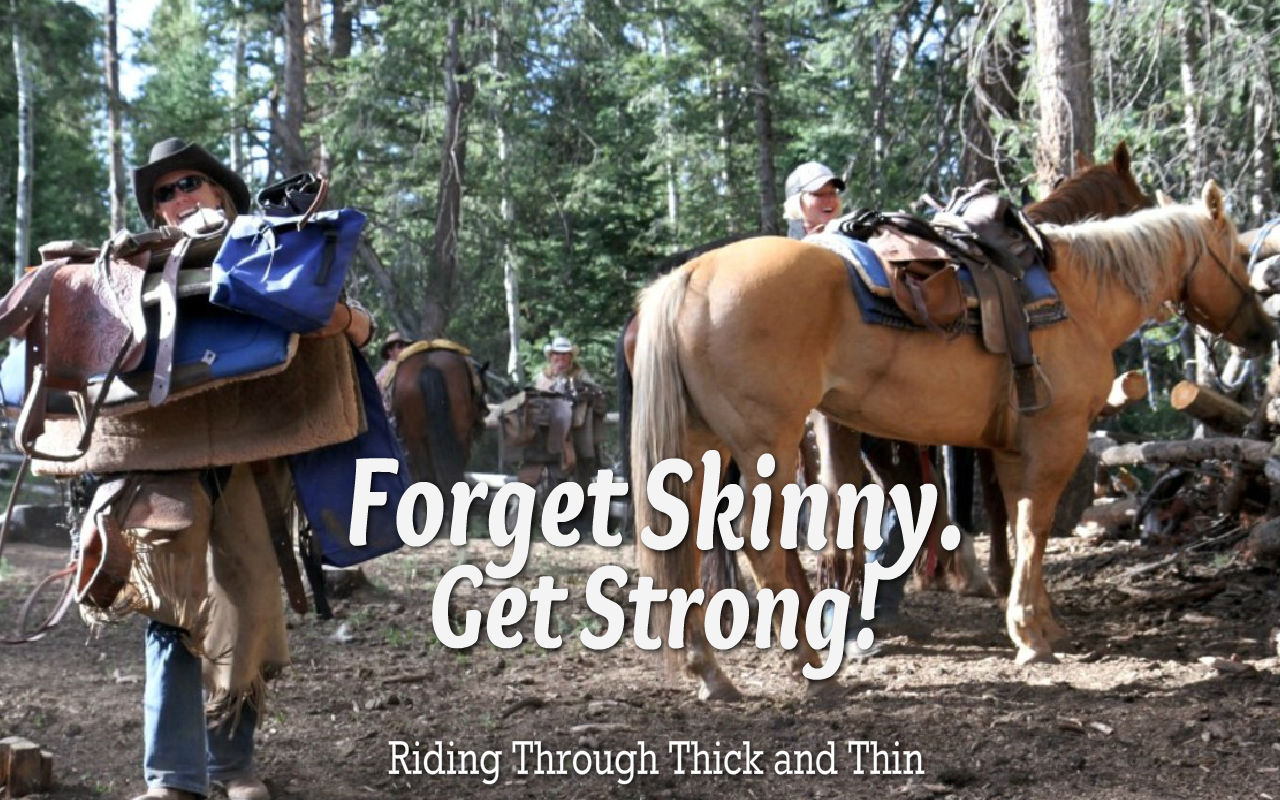 Celebrating Strength—and Commitment to Horsecare